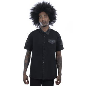 Herren Hemd KILLSTAR - Trooper Button-Up, KILLSTAR