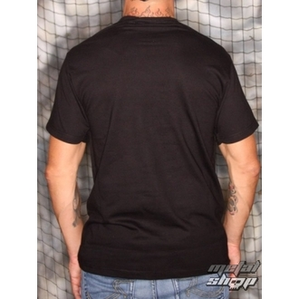 Herren T-Shirt TAPOUT - PHSH002 BLACK Penthouse BFTS Tee