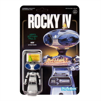 Figur Rocky - 4 ReAction - Sico Paulies Robot, NNM, Rocky