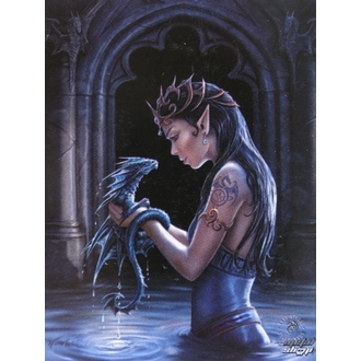 Fahne Anne Stokes - Water Dragon - HFL0974