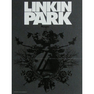 Fahne Linkin Park - Plan B, HEART ROCK, Linkin Park