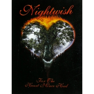 Fahne Nightwish - For The Heart I Once Schlange - HFL0911