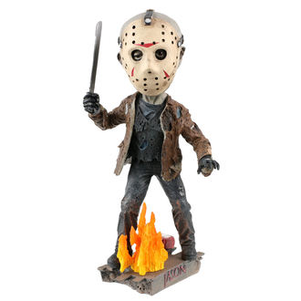 Wackelkopffigur Head Doll Freitag the 13th - Head Knocker Bobble-Head Jason, NNM, Friday the 13th