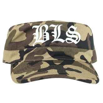 Kappe Cap BLACK LABEL SOCIETY - LOGO (CAMO) - PLASTIC HEAD, PLASTIC HEAD, Black Label Society