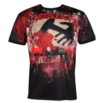 Herren T-Shirt (technisch) METALLICA - KILL EM ALL - SCHWARZ - AMPLIFIED, AMPLIFIED, Metallica