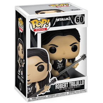 Figur Metallica - Robert Trujillo - POP!, Metallica